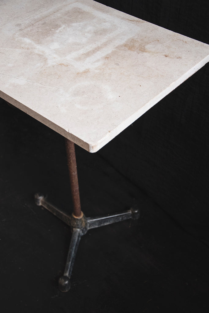 Stone Topped Table