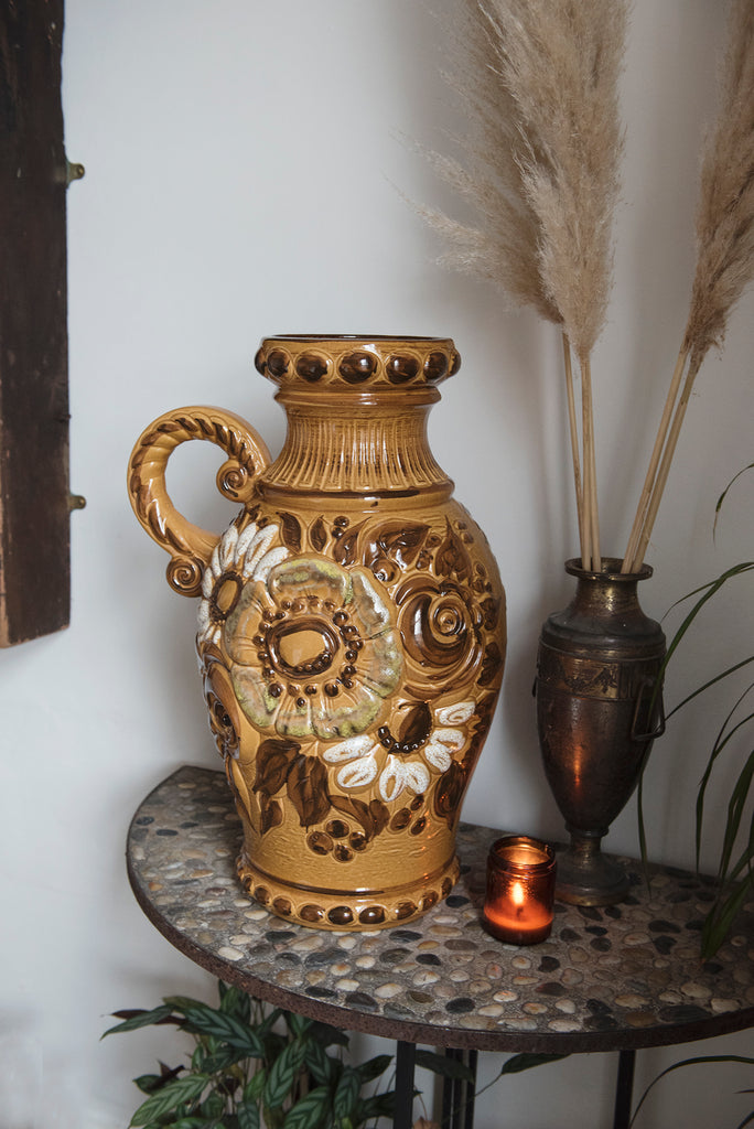Oversized West German Ceramics - Scheurich