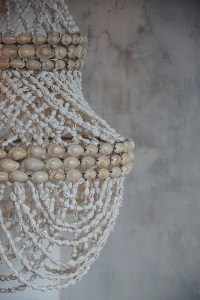 Decorative Hanging Shell Ornament