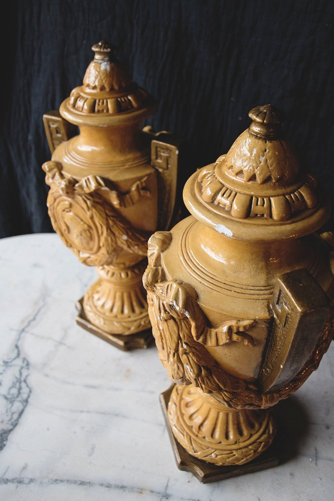 Decorative FRENCH urns. Antiques and collectables in Bristol Dig Haushizzle