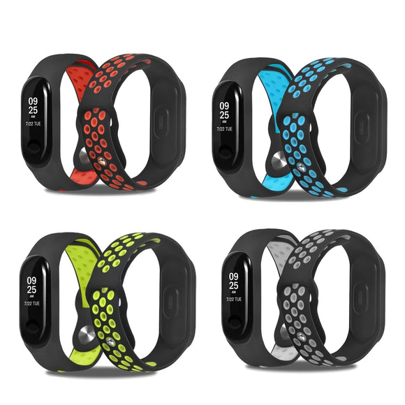 TDG Mi Band 3 Fitness Smart Band Nike Sports Watch Straps Belt - YourDeal US