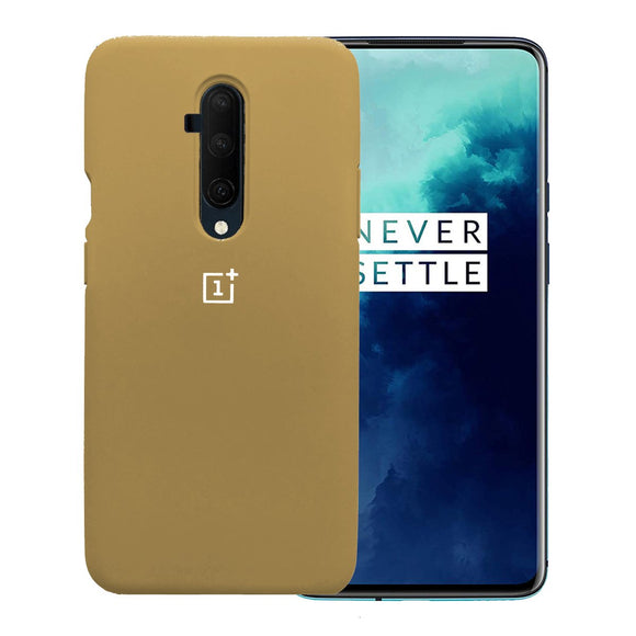TDG Oneplus 7T Pro Back Cover Silicone Protective Case Stone - YourDeal US