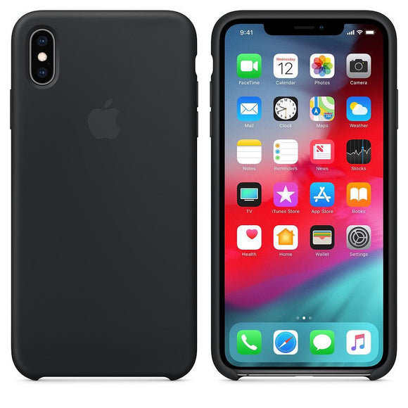 TDG OG SIlicone Case for Apple iPhone XR 6.1 Black - YourDeal US