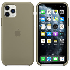 TDG iPhone 11 Pro Silicone Case Stone Beige - YourDeal US