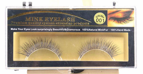 MINK LASHES 001 ONLY $5.99 - Bella Virgin Remy