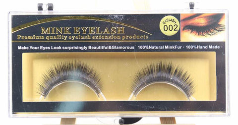 MINK LASHES 002 ONLY $5.99 - Bella Virgin Remy