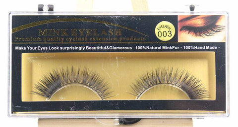 MINK LASHES 003 ONLY $5.99 - Bella Virgin Remy