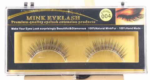 MINK LASHES 004 ONLY $5.99 - Bella Virgin Remy
