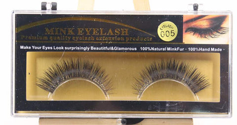MINK LASHES 005 ONLY $5.99 - Bella Virgin Remy