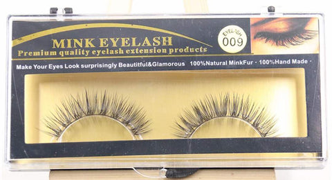 MINK LASHES 009 ONLY $5.99 - Bella Virgin Remy