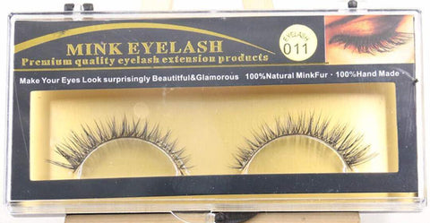MINK LASHES 011 ONLY $5.99 - Bella Virgin Remy