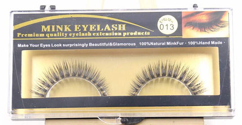 MINK LASHES 013 ONLY $5.99 - Bella Virgin Remy