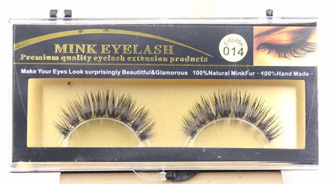 MINK LASHES 014 ONLY $5.99 - Bella Virgin Remy