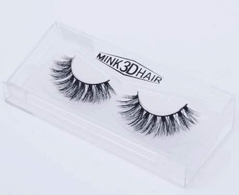 3D MINK LASHES 001 ONLY $9.99 - Bella Virgin Remy