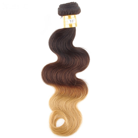 1 BUNDLE DEAL 3 TONES 1B/4/27 $70 - Bella Virgin Remy