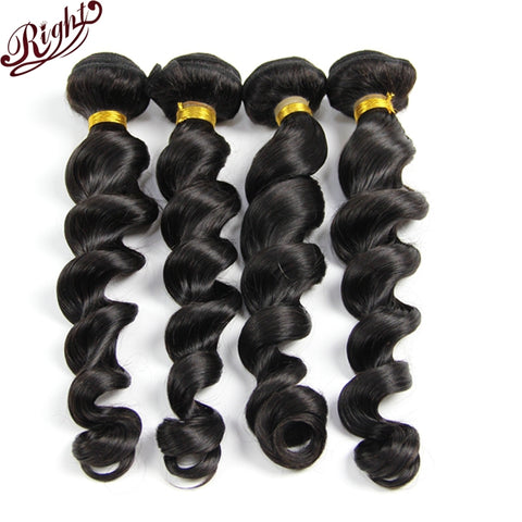 "4 BUNDLE DEAL $200 8""-30"" 9A GRADE - Bella Virgin Remy"