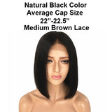 Bella Virgin Wigs - Bea - Bella Virgin Remy
