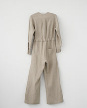 BOILERSUIT W. BELT