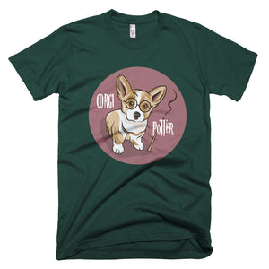 Corgi - Harry Potter Tee