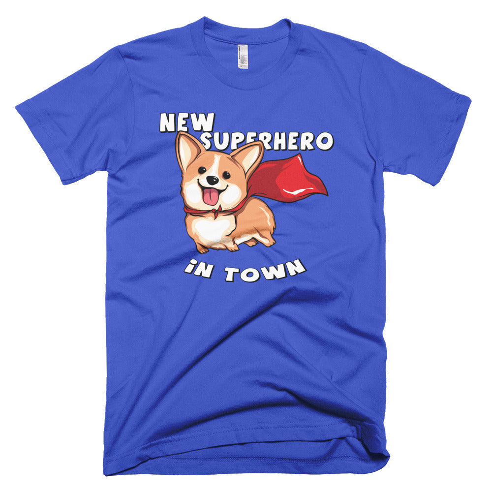 Super Hero Corgi Tee