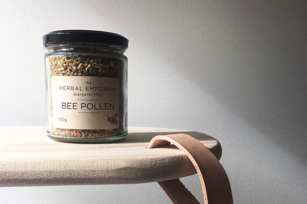 Seasonal Bee Pollen