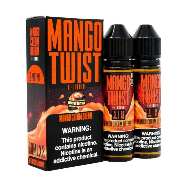 Lemon Twist Mango 50ml 0MG