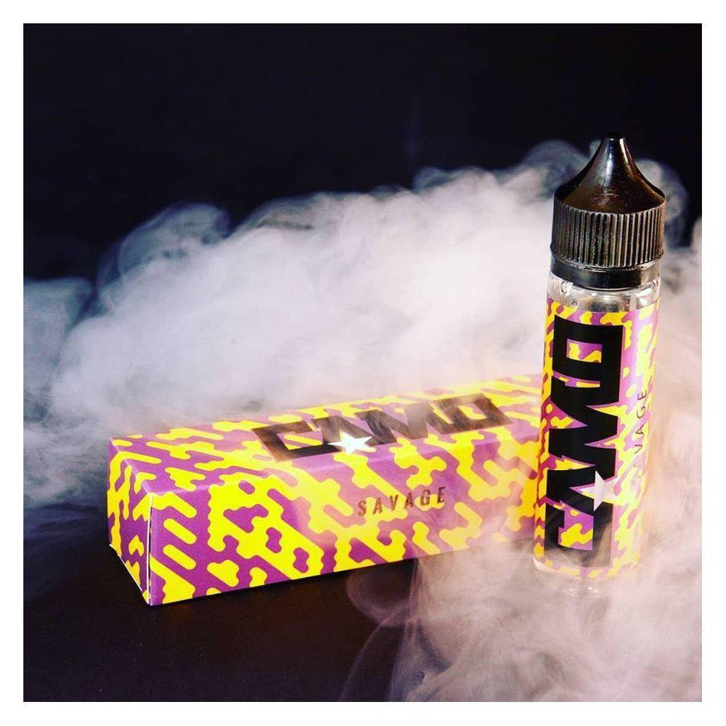 Camo Savage 50ml Shortfill E-Liquid