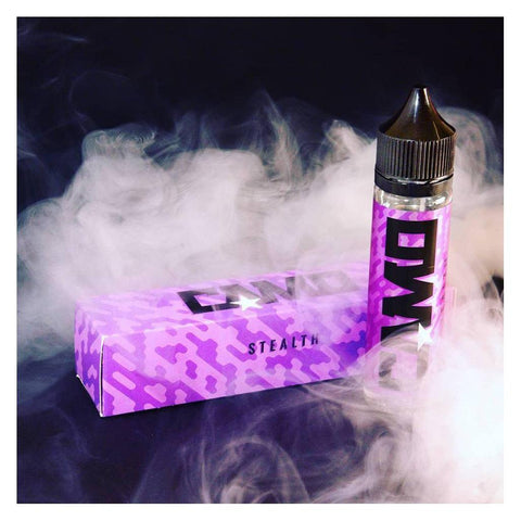 Camo Stealth 50ml Shortfill E-Liquid