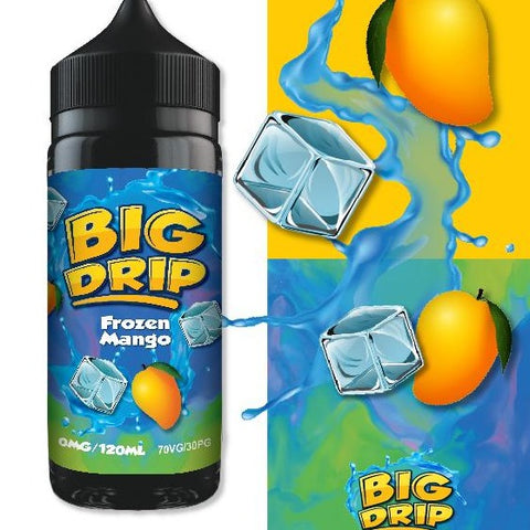 Doozy Big Drip Frozen Mango 100ml Shortfill