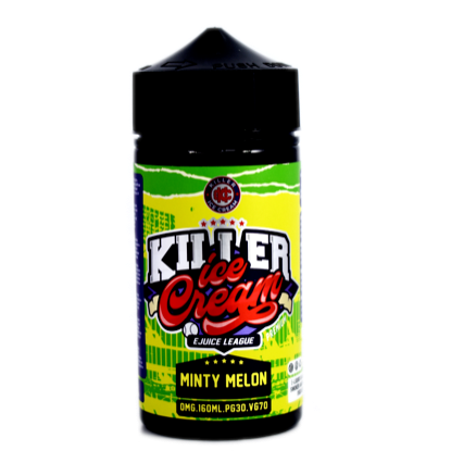 Killer Ice Cream Minty Melon 160ml Shortfill