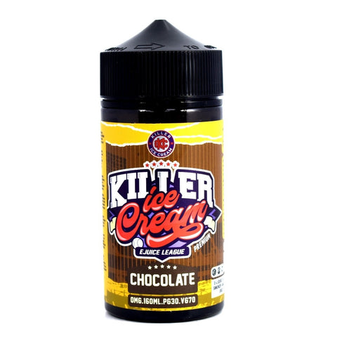 Killer Ice Cream Chocolate 160ml Shortfill