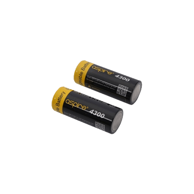 Aspire INR 26650 Battery