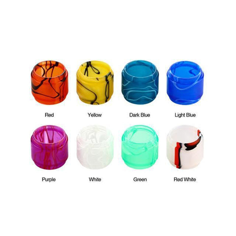 TFV12 Prince Blitz Resin Tip Bubble Glass 8ml Sets