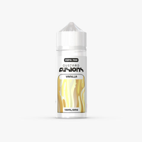 Custard Fusion Vanilla 100ml