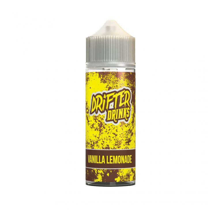 Drifter Drinks Vanilla Lemonade 100ml Shortfill
