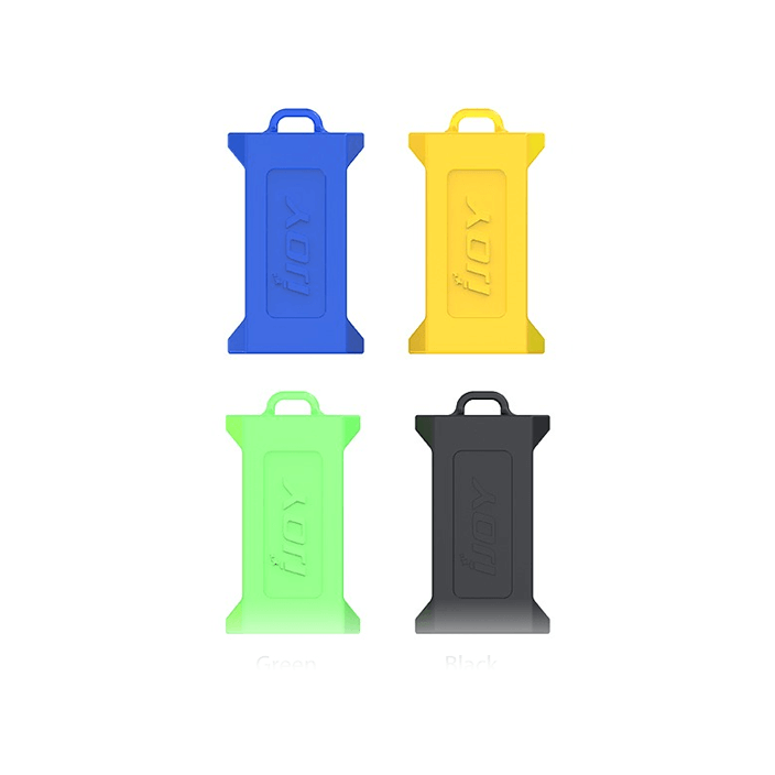 Dual iJoy 20700/ 21700 Silicone Battery Case