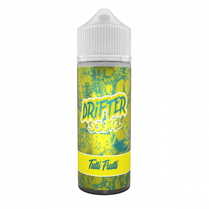Tutti Frutti Drifter Sourz 100ml Shortfill