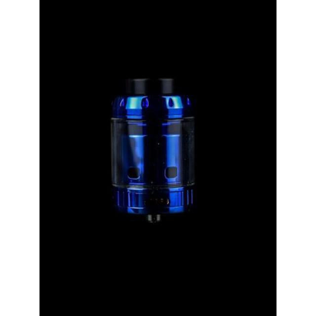 Vaperz Cloud VCMT2 30mm Blue Chrome RTA
