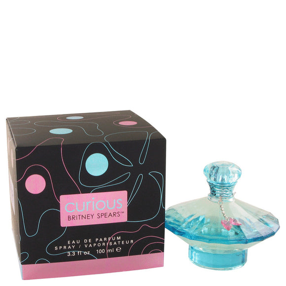 Britney Spears Curious Eau De Parfum Spray for Women 3.3 oz