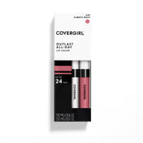 COVERGIRL Outlast All-Day Moisturizing Lip Color, Always Rosy, .13 oz