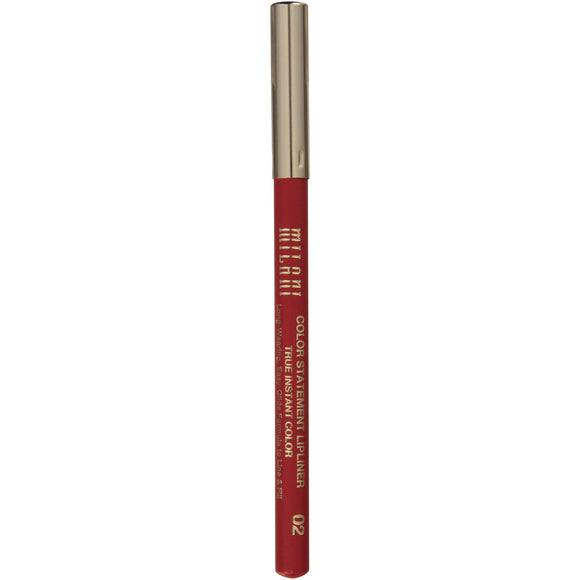 Milani Color Statement Lip Liner, True Red