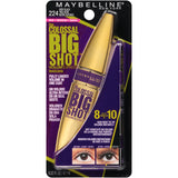 Maybelline Volum' Express The Colossal Big Shot Washable Mascara, 224 Very Black