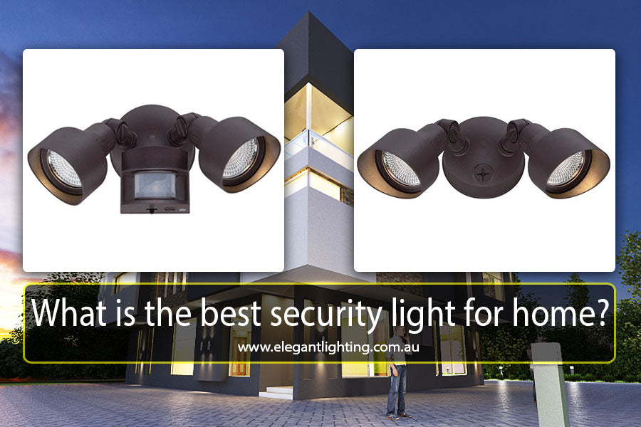What is the best security light for home?