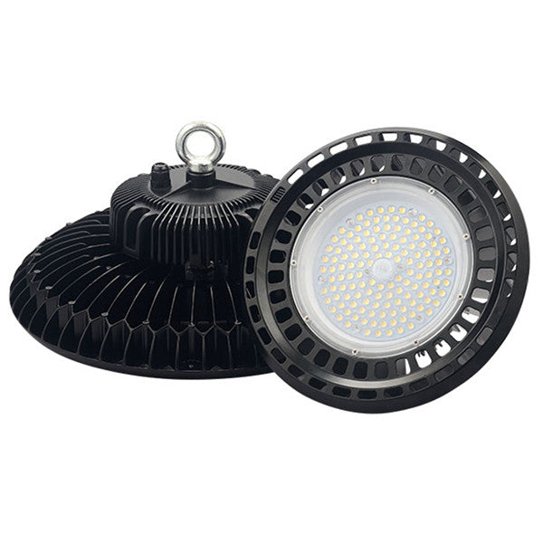 150W 200W UFO LED High Bay Warehouse Industrial Factory Light IP65 - elegant-lighting