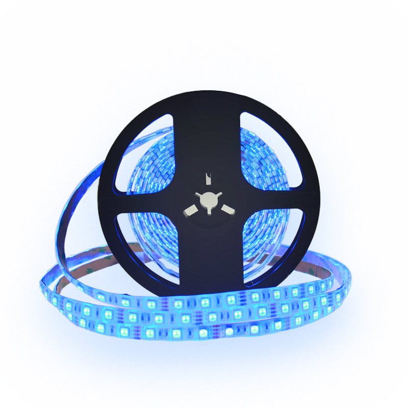 Flexible Smart WiFi 5050 5M SMD RGB IP65 Waterproof 12V LED Strip Light 300 LEDs Support Amazon Alexa and Google Home - Elegant Lighting