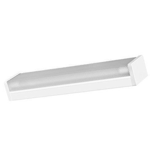 40W Indoor LED Batten Complete Twin fittings with T8 LED tubes IP20 - Elegant Lighting