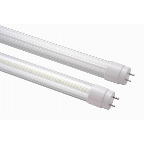 5 x 10W T8 Acrylic LED Fluorescent Tube Batten Light 600mm length - Elegant Lighting