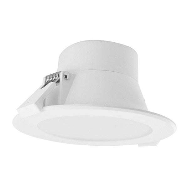 10W Warm White Cool White Dimmable Integrated Driver LED Downlight SAA Approved 90mm cutout - Elegant Lighting
