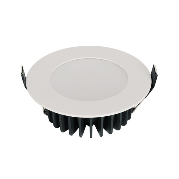 10W Warm White Cool White Dimmable LED Downlights SAA Approved 90mm cutout - elegant-lighting