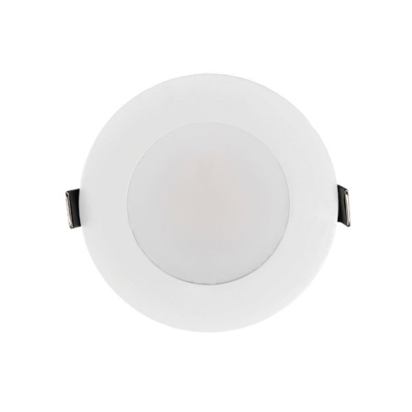10W Warm White Cool White Dimmable LED Downlights SAA Approved 90mm cutout - Elegant Lighting